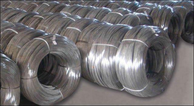 14 gauge 2.2mm galvanised wire in 25kg per roll