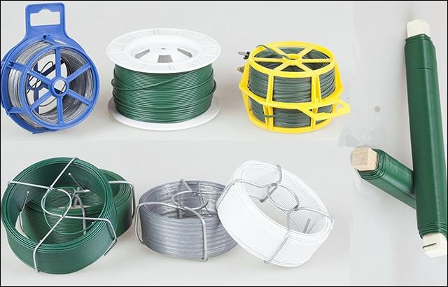 Plastified Garden Tying Wire