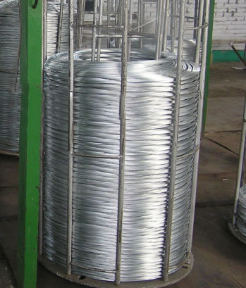Dipped Galvanized Wire | Low Carbon Wire Processed Hot Dipped Galvanized Wire With Technical