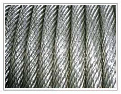 8*19 Construction Wire Ropes for Architecture